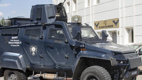 Dozens of Daesh suspects detained in Ankara