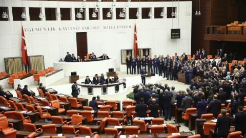 Turkish parliament approves constitutional reform bill
