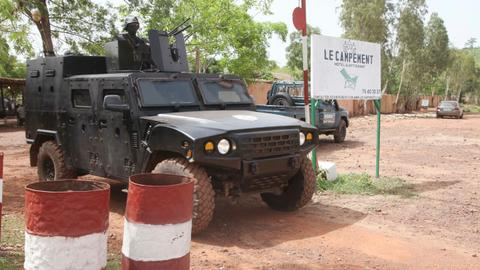 Armed men kill at least 37 civilians in central Mali