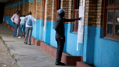 Democratic Republic of Congo opens polls for long-delayed election