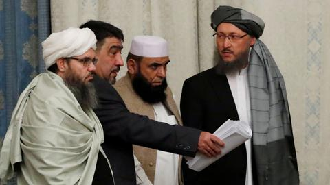 Why is everyone cosying up to the Taliban?