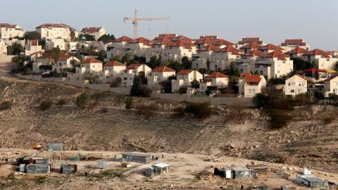 Israel set to discuss bill to annex West Bank settlements