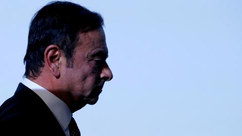 Nissan's Ghosn says he's innocent in first court appearance since arrest