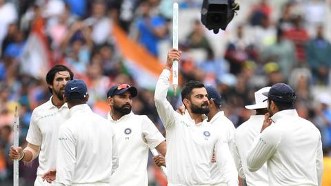 Cricket: Assured India sniff maiden series win in Sydney