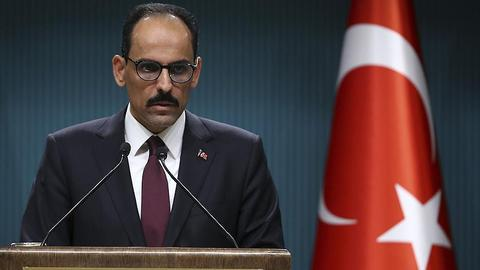 Terrorists cannot be allies of US – Turkish presidential aide