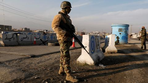 Taliban blow up Afghan army outpost, killing five soldiers – police