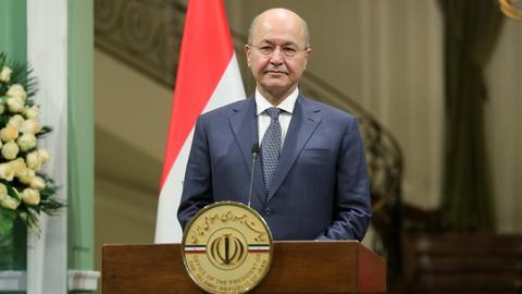 Iraqi president to visit Turkey to boost bilateral ties