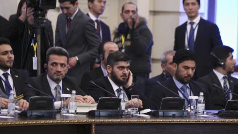 Syrian rebels and the regime have started peace talks. What's next?