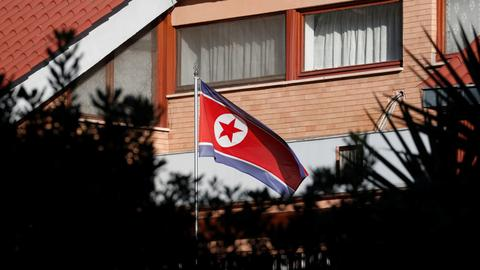 North Korea's top envoy to Italy goes 'into hiding'