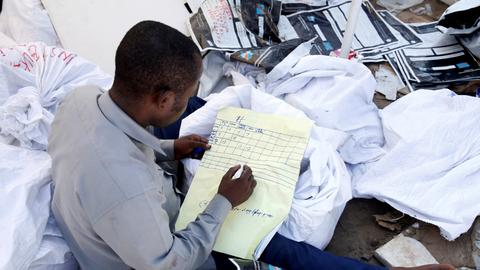 DRC election panel may delay provisional results