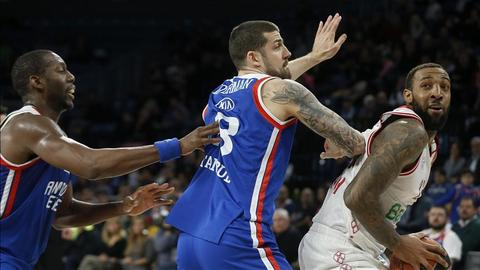 Euroleague: Anadolu Efes beat Bayern Munich 92-77