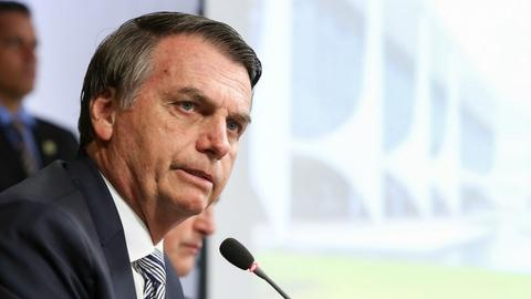 Bolsonaro open to discussing future US military base in Brazil