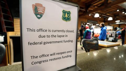 US House approves bills to reopen government without wall funds