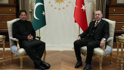 Turkey continues to stand with Pakistan – Erdogan