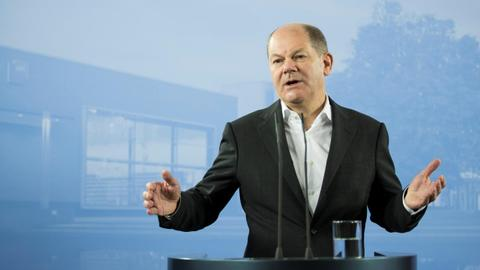 Golden years are over for German tax revenues - finance minister