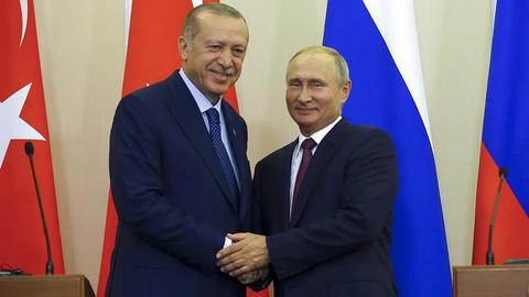 A quick look into Erdogan-Putin diplomacy in 2018