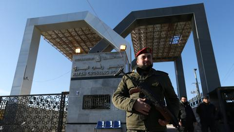 Things to know about the Rafah Crossing closure in Gaza