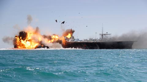 Iran prepares to hold naval drill with Russia
