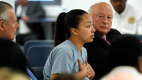 Imprisoned for murder, US sex trafficking victim will be freed