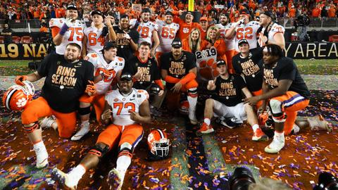 Clemson top No 1 Alabama for US college football title