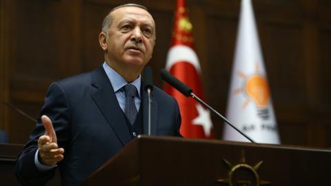 Erdogan snubs US national security adviser