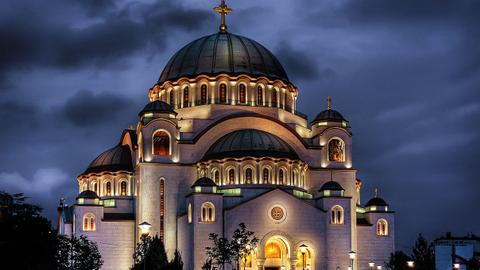 Waning Serb influence over Orthodox Church in the Balkans
