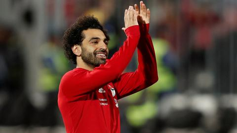 Mohamed Salah is again Africa's Player of the Year