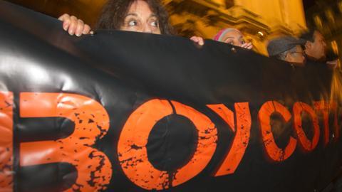 Pro-Israeli BDS bill stalls in US Senate