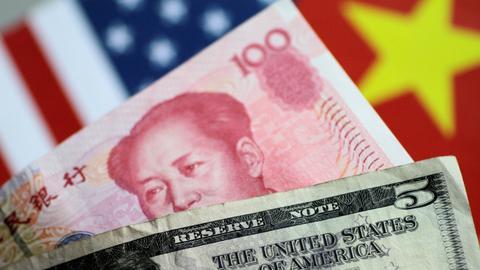 US, China wrap up talks on tariff battle