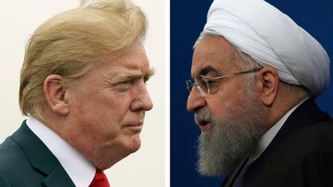 Does Trump's Syria policy have some logic to it, and will Tehran see it?