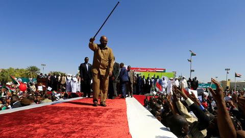 At least 22 dead in Sudan protests