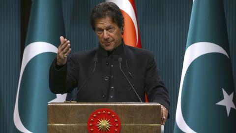 Khan says Pakistan now won't fight anyone's war