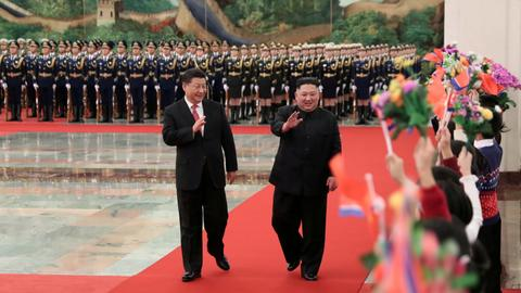 Why China can make or break peace between the US and North Korea