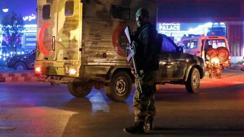 Taliban attacks kill 21 Afghan policemen