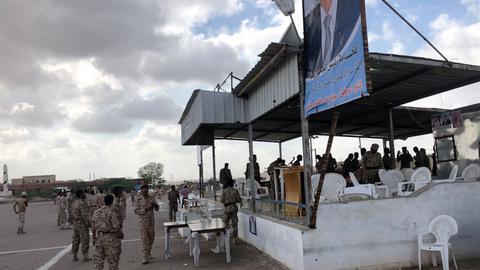 Yemen's Houthi drones strike military parade, several killed
