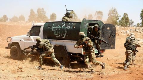 Ceasefire deal reached between armed rebels in Syria's Idlib