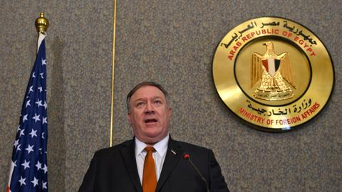 US troop withdrawal from Syria will happen - Pompeo