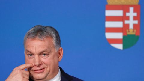 Is Viktor Orban's renewed anti-migrant pitch a sign of desperation?