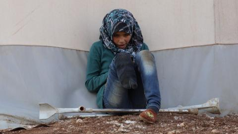 Syrian refugees express scepticism over ceasefire