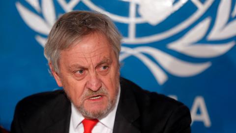 Why did Somalia blacklist its country's top UN diplomat?