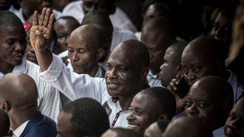 Pro-Kabila camp wins DRC legislative poll, recount sought for presidency