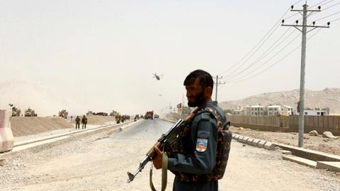 At least 10 killed in two separate Taliban attacks in Afghanistan