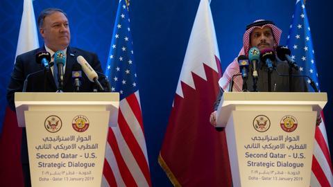 Pompeo to pressure Saudis for answers in Khashoggi murder