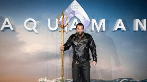 Aquaman smashes $1 billion mark at box office