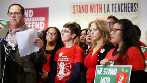 With no new talks, Los Angeles teacher strike all but inevitable