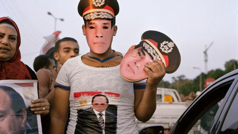 Sisi's continuous coup in Egypt