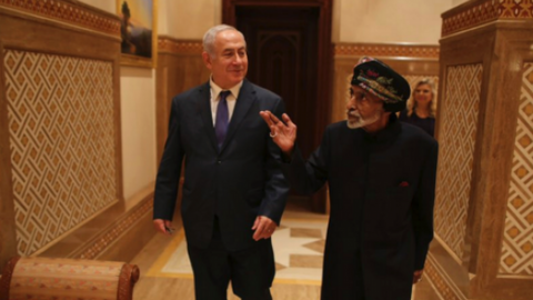 Are the Arabs joining hands with Israelis to counter Iran?