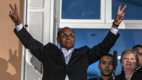 UAE tried to topple the government in Tunisia: ex-president Marzouki