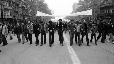 Forty Years of the Iranian Revolution: 'The Shah is Gone'
