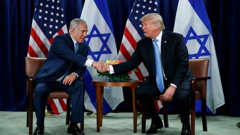 Is Trump throwing his weight behind Netanyahu with Golan Heights support?